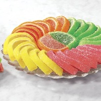 Passover fruit slices