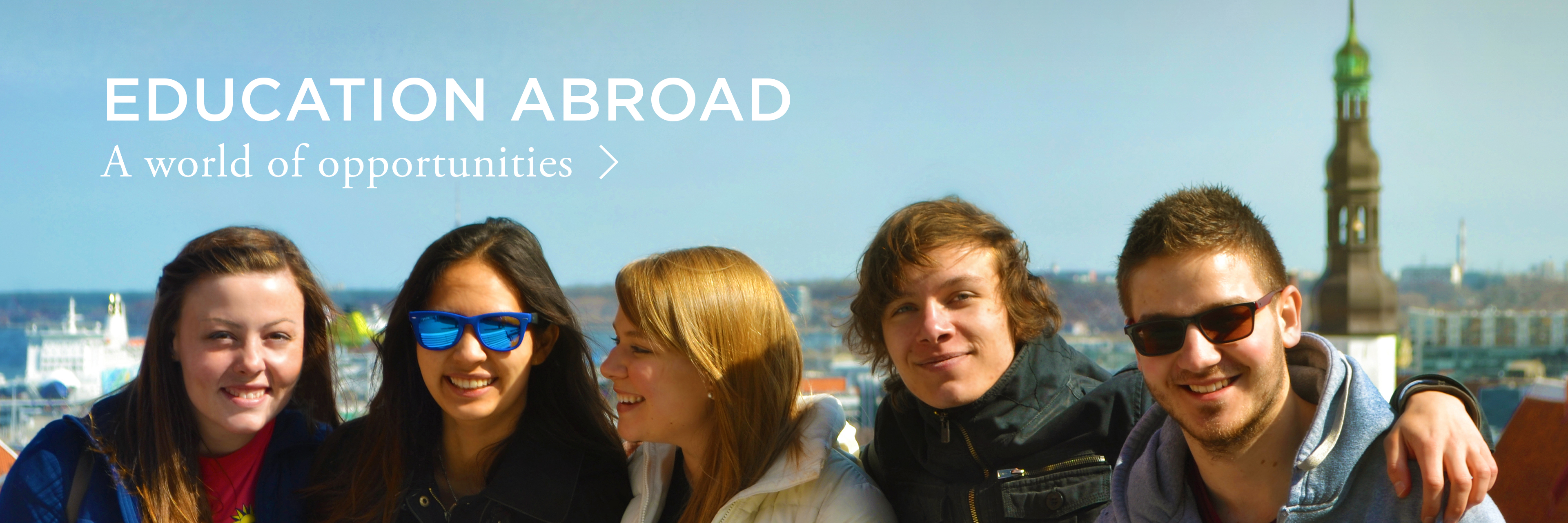 Education Abroad   College of Arts & Sciences