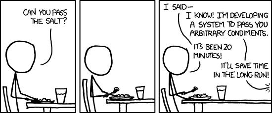 The General Problem - xkcd.com