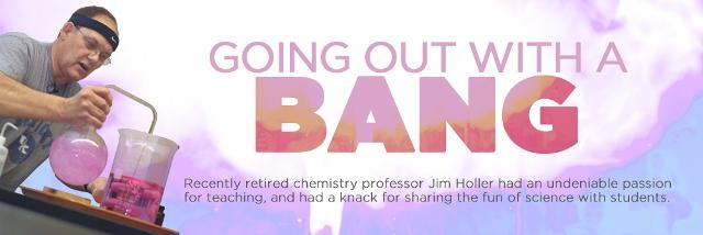 jim holler chemistry