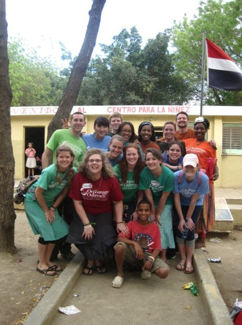 katelyn mcnamara studying abroad with kids