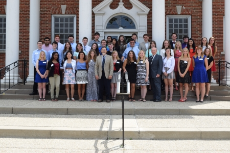 2014-15 Chellgren Fellows