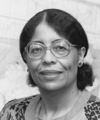 As a freshman, Doris Wilkinson was one of the first African Americans to participate in the integration of UK after the Supreme Court declared public school segregation illegal. Photo courtesy of UK Special Collections.