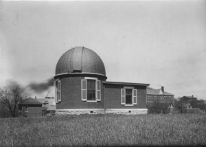 The first Observatory structure