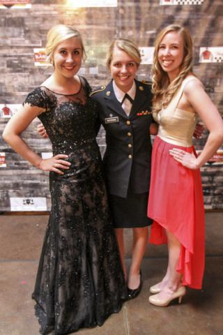 Military Ball Gown Rules
