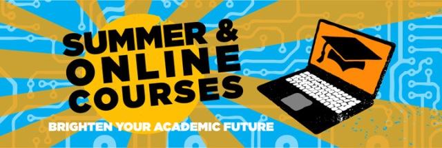 summer classes banner