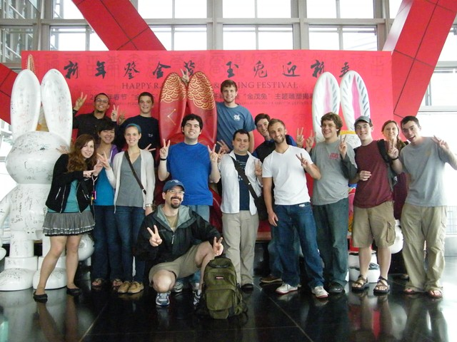 uk students in shanghai