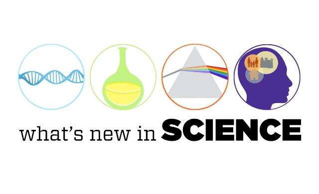whats new in science logo